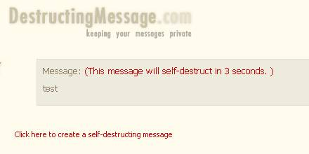 selfdestructing-message