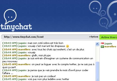 chat tinychat