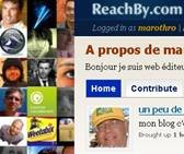 Reachby: pour bloguer simple à la posterous ou à la tumblr