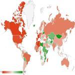 Comment créer une carte du monde avec une feuille de calcul google doc